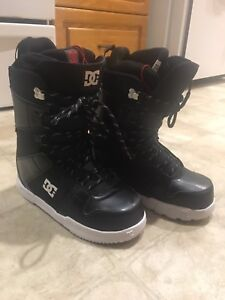 DC Phase snowboard boots - size 10 mens