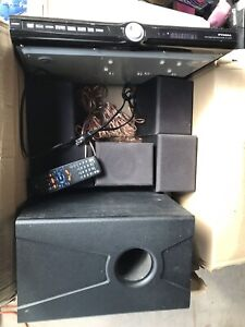 Prima DVD Surround Sound DVD System