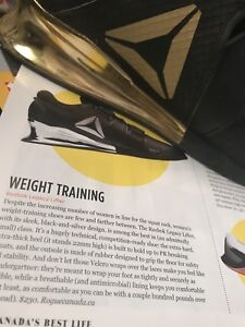 Reebok weight training shoes