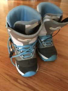 Price Reduced - Kemper snowboard boots - USA women's size 5