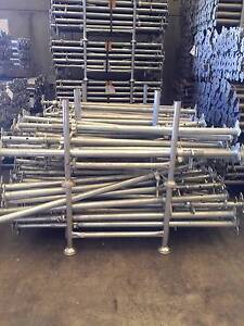 Steel Galvanized/HDG Acrow Props for sale Size00--Size 4 Dandenong South Greater Dandenong Preview