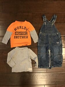 Boys - Size 18 months - 13 pcs lot