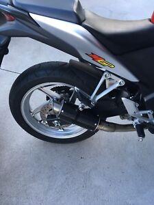 2011 Honda 250R