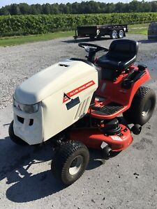 """Allis Chalmers 46"""" Lawn Tractor"""