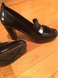 Brand new leather shoes size 7.5