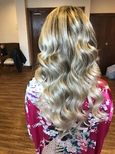 PROFESSIONAL HAIR EXTENSION TRAINING $550 SPECIAL