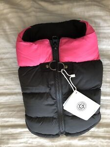 Brand new with tags dog jacket size M