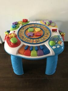 Learning table for babies/toddlers