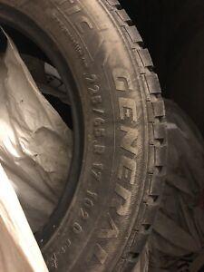 Pneu d'hiver 225/65R 17 winter tires