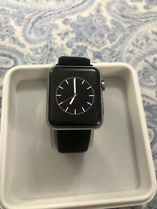42 mm Stainless Steel Apple Watch