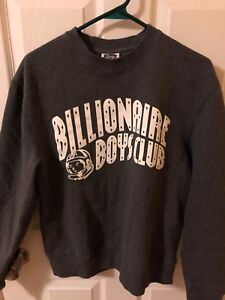 Selling Authentic Men's Billionaire Boys Club in Grey size small