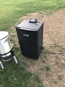 Centro electric smoker