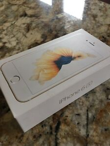 GOLD iPhone 6s 64GB