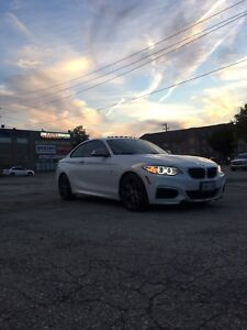 Finance takeover- 2014 Bmw M235i