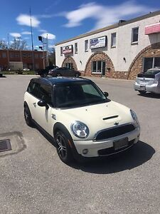 2009 Mini Cooper S clubman fully loaded