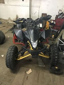 Suzuki 2008 ltr450 special! Needs to go