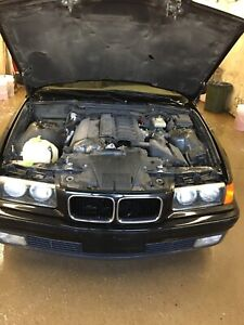 Clean 1995 bmw 320i only 185k