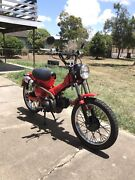 1986 Honda ct110 postie bike for sale or swaps Zillmere Brisbane North East Preview
