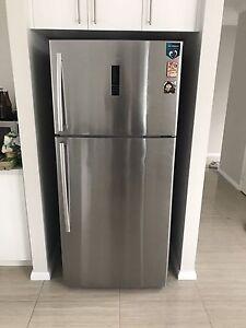 Stainless steel fridge freeze under warranty Carlisle Victoria Park Area Preview
