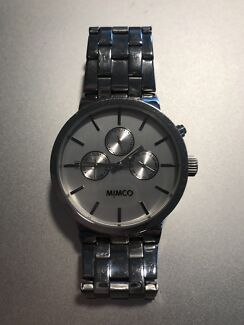 Mimco Watch - Stainless Steel