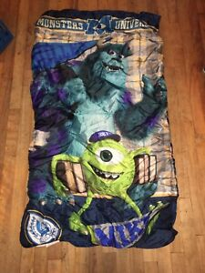 Kids monsters university sleeping bag