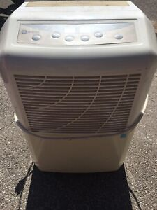 Maytag 30liters dehumidifier. Works well