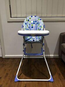 Toddler high chair Smithfield Parramatta Area Preview
