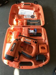 Paslode Cordless 16Guage Finishing Nailer