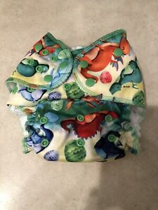 Easy Peasies Cloth Diaper AIO