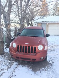 2009 Jeep Compass North Edition Clean title Saftied