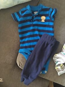 Vêtements pour bebe garçon