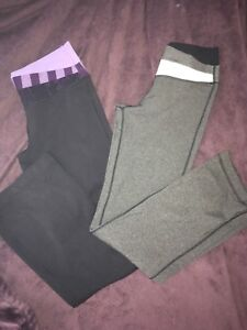 Lululemon clearout size 4-6