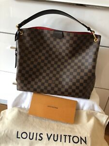 SOLD Authentic Louis Vuitton Graceful MM with receipt SOLD
