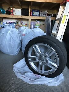 5x112 - Audi S line rims with Continental Tires!