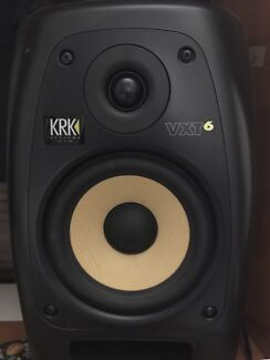KRK VXT 6's the precision monitors from legendary brand