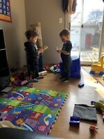 Daycare openings