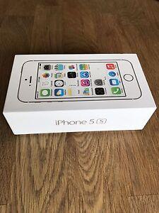 MINT 16gb iPhone 5s gold colour