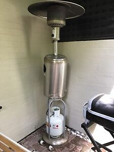 gas bottle included Patio tower gas heater Woollahra Eastern Suburbs Preview