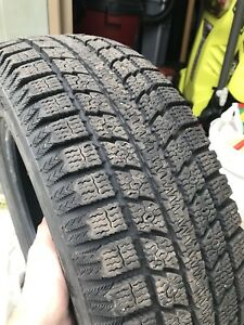 4 Winter tires toyo observe GSI-5 175/70R14