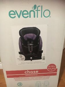 Evenflo harness booster car seat