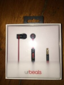 Black And Red Urbeats