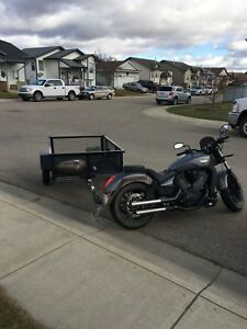3.5ftx5ft utility trailer asking $350
