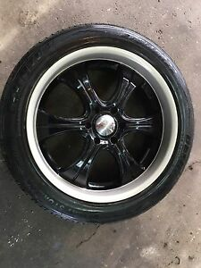 22's for Chevy 6 bolt