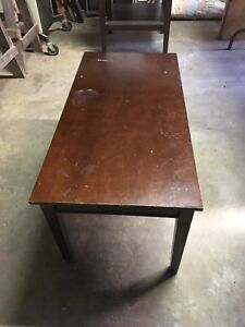 Coffee tables and end tables - $20 for all