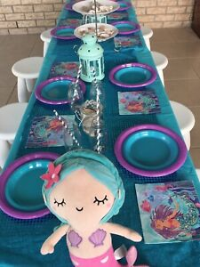 DIY Children's Girls -Boys - Table and Chair Themed Party Packages Upper Coomera Gold Coast North Preview