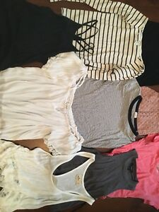 Cute girl clothes(brand names)