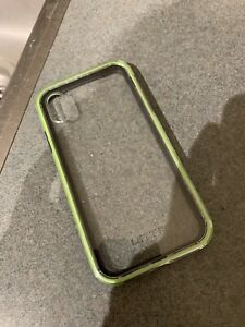 Life proof iPhone XS case
