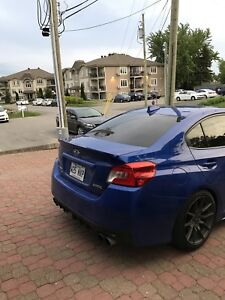 Looking for an OEM STI trunk swap2015+