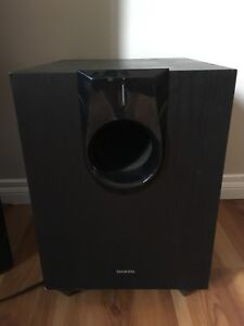 Onkyo self powered subwoofer