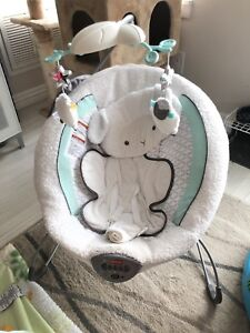 Fisher Price My Little Lamb Deluxe Baby Bouncer Chair